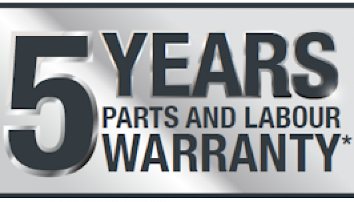 warranty-5-years-logo