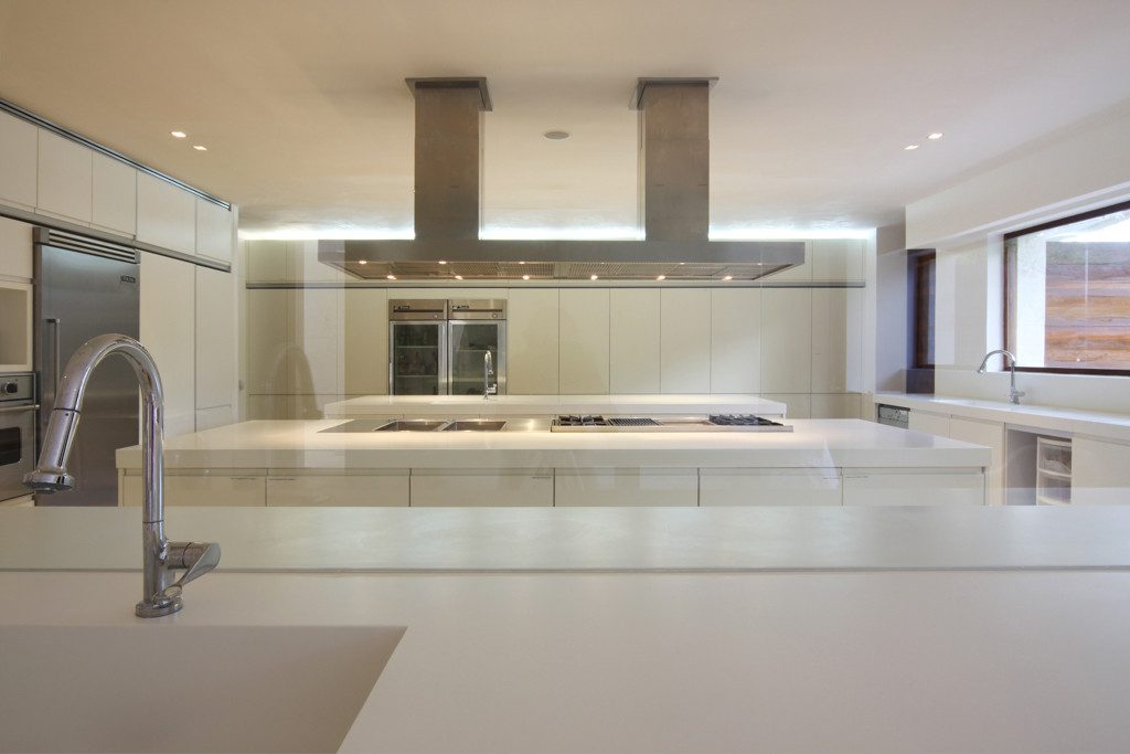 Pando UK Kitchen hood & Extractor Bespoke