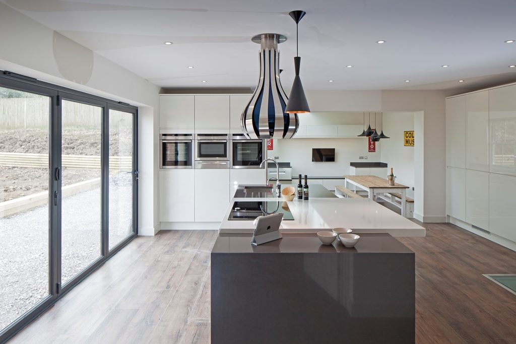 I-1100 North London by ICE Interiors.